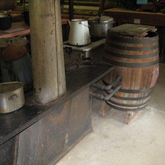 Hot Water Barrel