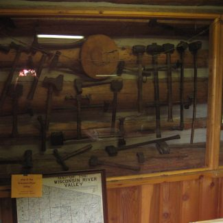 Log Marking Hammers