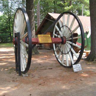 Big Wheel Skidder