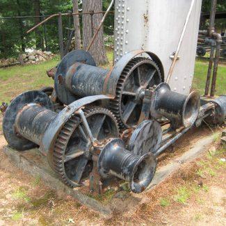 Donkey Steam Engine